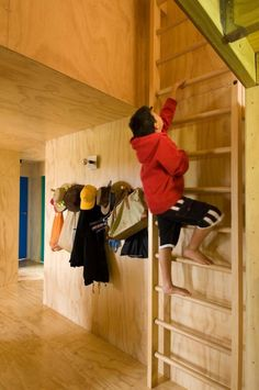 every kid needs a ladder
