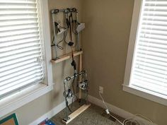 Post with 42 votes and 3320 views. Shared by tomfrankly. I built an overhead camera rig that can be folded up and stored in a closet. Studio Setup, Studio Lighting, Camera Rig, Photo Processing, Home Studio, Folded Up, Rigs, Track Lighting, Ceiling Lights
