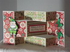 Tri-Shutter Christmas Card by 101Airborne - Cards and Paper Crafts at Splitcoaststampers