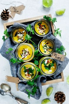 Domino shares a thai soup recipe from Modern Wifestyle. Learn how to make Thai Pumpkin Soup for Fall. For more recipes go to Domino.