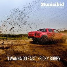 Check out all of our great truck options up for bid at Municibid.com! #Auctions #Auction #ForSale #RickyBobby #IWannaGoFast #IfYouAintFirst #YoureLast #Truck #Mud