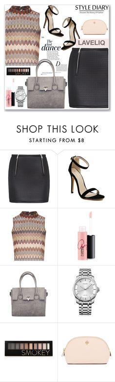 """LAVELIQ 7"" by n-lejla ❤ liked on Polyvore featuring Anja, Glamorous, MAC Cosmetics, Calvin Klein, Forever 21, Tory Burch, women's clothing, women, female and woman"