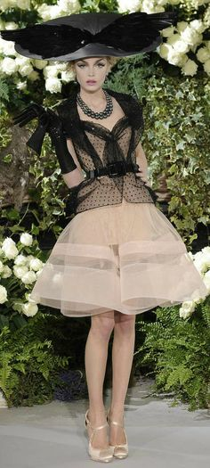 John Galliano for The House of Dior,  Autumn/Winter, Haute Couture