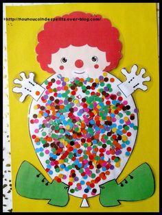 """Képtalálat a következőre: """"bricolage clown"""""""