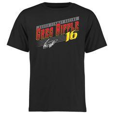 Greg Biffle Crank Shaft T-Shirt - Black