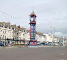 Wonderful times in Weymouth, England