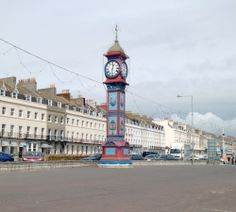 Weymouth, England-THIS IS WHERE JEAN AND DICK LIVE! BEAUTIFUL