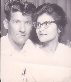 My Lovely Grandparents... Ray and Brenda