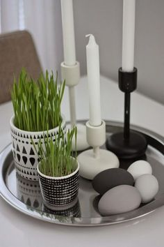 Peaceful but lively Scandinavian spring decor - . - aesthetic Peaceful but lively Scandinavian spring decor – … – aesthetic – # Spring Decoration, Decoration Table, Decoration Restaurant, Haft Seen, Passion Deco, Deco Table, Marimekko, Easter Crafts, Easter Eggs