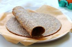 Grain Free Tortilla Wraps by Peachy Palate