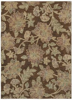 "Shaw Tommy Bahama Home Nylon Island Bloom 2'6"" x 7'9"" Runner Dark Brown Area Rug by Shaw. $349.00. Tommy Bahama Home Nylon Island Bloom is an area rug by Shaw. It is a 2'6"" x 7'9"" runner area rug with vendor described color of dark brown with contemporary style."