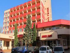 Decada Balneara Amara Hotel Parc 3 stele, oferta tratament 830 lei/pers., sejur 9 nopti cazare, pensiune completa, tratament 7 zile cate 4 proceduri/zi/pers.