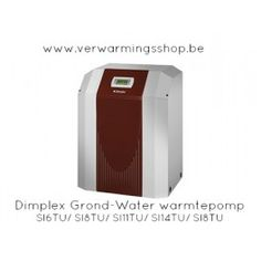 Dimplex warmtepomp grond-water - beschikbaar op www.verwarmingsshop.be