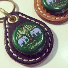 Chang(チャーン) - 象のデザインがかわいいタイのビールで、国際ビールコンテストで金賞を受賞した事もあるそう。チャーンとはタイ語で象の意味。