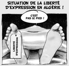 Vitamine (2016-07-03) Situation de la liberté d'expression en Algérie