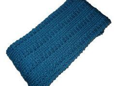 pretty knit scarf