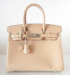HERMES BIRKIN 30 Bag exotic Raisin Gold hardware the original ...
