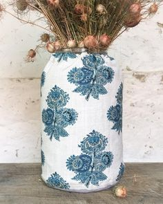 "From No 19 on Instagram: ""GP & J Baker print 1gallon drawstring Jar Cover. Approximately $21 From No 19 💚 For more details click on the link below…"" Gp&j Baker, Garden Bags, 21st, Home And Garden, Jar, Couture, Detail, Link, Cover"