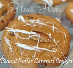 peanut butter carame