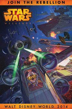 "Details On ""Star Wars"" Weekends 2014 At Disney's Hollywood Studios"