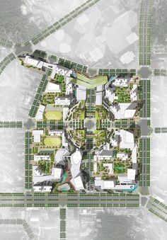 10 DESIGN wins approval to transform the Core of Zhuhai City into a new…