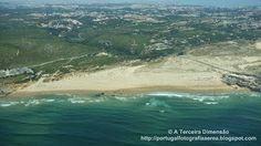 A Terceira Dimensão - Fotografia Aérea: Praia do Guincho
