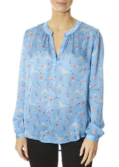This is the 'Sandy' Starry Night Print Blue Blouse by our friends at Primrose Park! Everyone needs a piece or two from Primrose Park's collections in their wardrobe – you'll wear its staples time and again. SHOP NOW! Xenia Design, Blue Blouse, Eileen Fisher, Black Tops, Women's Tops, Fashion Ideas, Shirt Dress, London, How To Wear