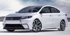 2017 #Mitsubishi #Lancer for its design is still under the development. At this current time, this new #generation is developed because the company has a plan to release this car in the market and they finally confirmed about this report.