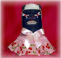 "Adorable ""Cutie Pie"" dress!"
