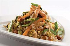 Sarteneado de pollo y arroz - Cocina y Recetas - lanacion.com