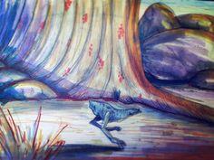 Marker Creature concept sketch . . . . . . . . . . . . . #scifi #scifiart #sydmead #concept #conceptart #f1 #race #racing #costume #helmet #thor #dinosaur #avatar #starwars #comics #artbook #art #hollywood #studio #film #future #futuristic #monstruo #monster #creature #markers #drawing #scenario