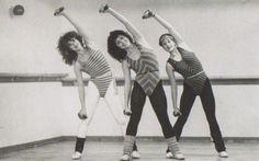 """Keep Fit"" wellness studio, 1983"