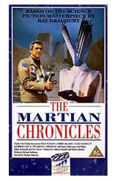 British poster from 'The Martian Chronicles' - click on the poster to close it