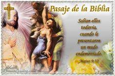 Vidas Santas: Santo Evangelio según san Mateo 9:32