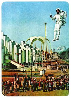 Jet-Pack at the 1964 World's Fair