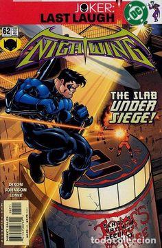 NIGHTWING #62, DC COMICS, 2.001, USA