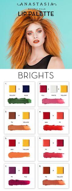 ABH Lip Palette