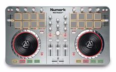Mesa Controladora Dj Numark Mixtrack Pro 2 Com Pré Escuta Nf - R$ 1.199,99 em Mercado Livre