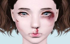 The Sims 3 bruised skin [private download only] - link here: http://t.umblr.com/redirect?z=http%3A%2F%2Fwww.mediafire.com%2Fdownload%2Fq711jvg21xgkx9k%2FBruised+Starfruit+by+itsoceansecret.rar&t=YzUxYWJmMDFlZWM2NTJkMmNhYjY1MDE4ZDRhMTA3OGFhZjA5Yzk0NSxjeWdzQ3l6MQ%3D%3D