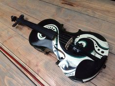 Hey, I found this really awesome Etsy listing at https://www.etsy.com/listing/214280545/hand-painted-violin
