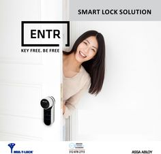 Entr Smart Lock by Mul-T-Lock Blog Chicago Locksmihs : http://chicagolocksmiths.net/chicago-locksmiths-blog/entr-smart-lock-mul-t-lock/