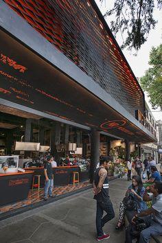 Mercado Roma,Cortesia de Rojkind Arquitectos, © Jaime Navarro