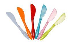 Rice Knives Bright Colours, 6 Stück 12