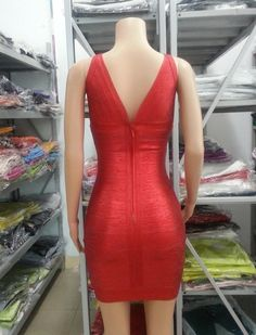 V-Neck metalic Foil-Print Bandage Dress Mermaid Swimsuit, International Fashion, Pencil Dress, V Neck Dress, Swing Dress, Elegant Dresses, Designer Dresses, Bodycon Dress, Summer Dresses