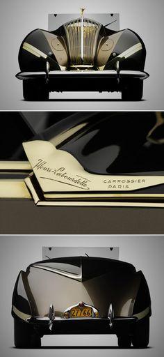 """RollsRoyce Phantom III Cabriolet 1939-1"""