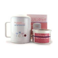 La Grande Melting Pot Wax Warmer & 14oz. Wax Combo (Misc.)  http://www.1-in-30.com/crt.php?p=B002M2H8WW  B002M2H8WW