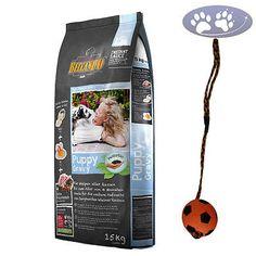 15 kg Belcando PUPPY GRAVY Hundefutter für Junghunde im Wachstum + Wurfballsparen25.com , sparen25.de , sparen25.info