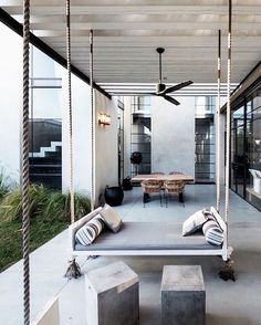 Industrial chic home design an industrial chic home in tel the style files industrial chic design . industrial chic home Modern House Design, Home Design, Interior Design, Patio Design, Design Ideas, Design Homes, Luxury Interior, Design Projects, Outdoor Rooms
