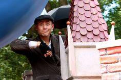 Bert - Celebrate a Dream Come True Parade - Magic Kingdom