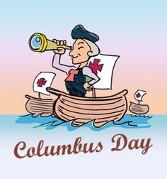 1000+ images about Happy Columbus Day on Pinterest | Columbus day ...